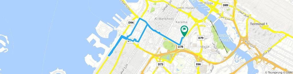 le mar route from zabeel bldg