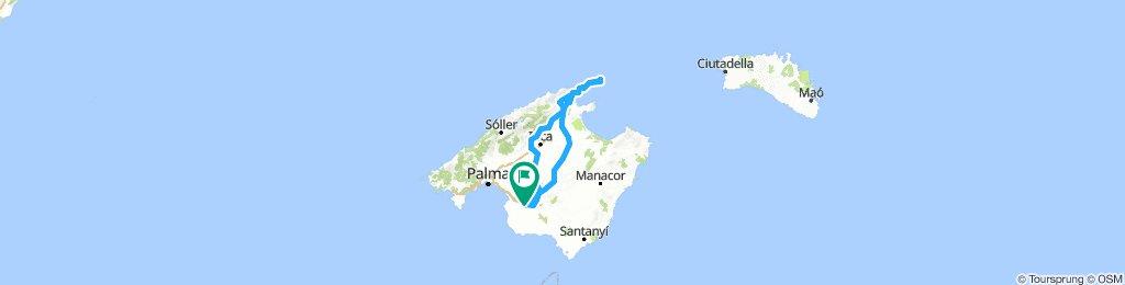 Son Antem - Kap Formentor