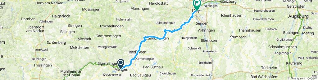 Mengen, Allemagne / Ulm, Allemagne du 20 au 21