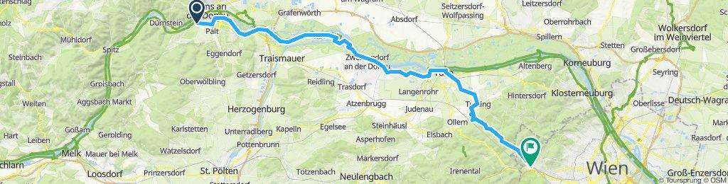 Krems, Autriche / Vienne , Autriche du 29