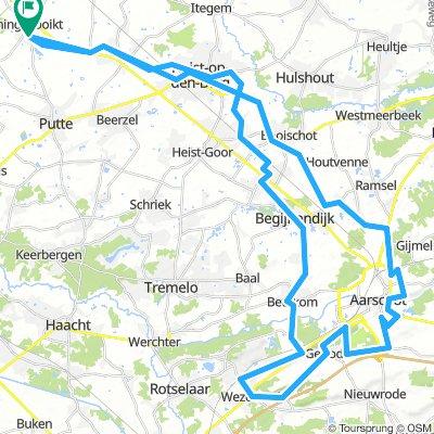Heist-O/d-Berg- Aarschot- Begijnendijk