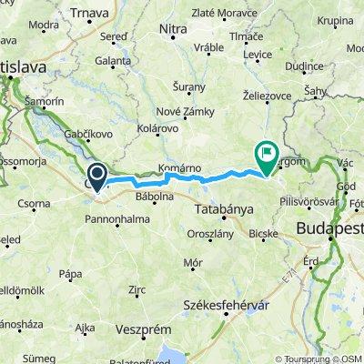 Győr, Hongrie / Lábatlan, Hongrie
