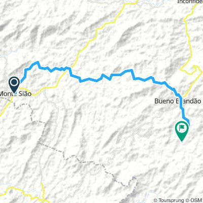 Monte Sião - Bueno Brandão