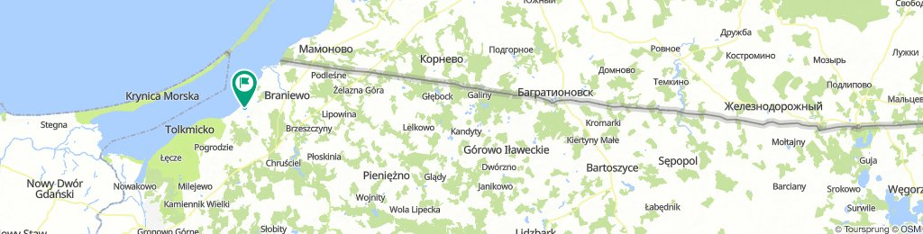 Romankowo - Frombork | Wyprawa nad Morze - dzień 10 | Green Velo