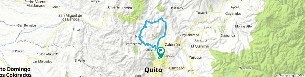 Paseo Gravel Enero 19 -Vuelta a Nono-