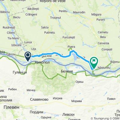 Islaz, Roumanie / Zimnicea, Roumanie du 25 au 26