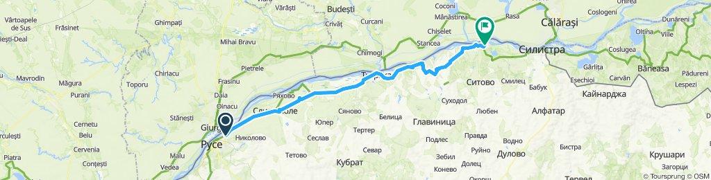 Ruse, Bulgarie / Vetren, Bulgarie du 27 au 28