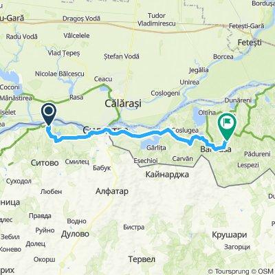 Vetren, Bulgarie / Negureni, Roumanie du 28 au 29