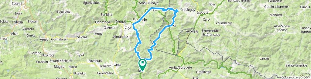 2019 -  NAVARRA  - EUGI - ALDUDES - ELIZONDO - EUGI