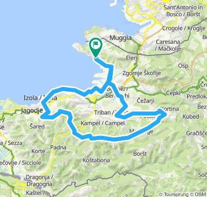 7. Istrski kolesarski maraton 2019 - 48 km