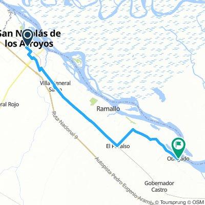 San Nicolás - Vuelta de obligado