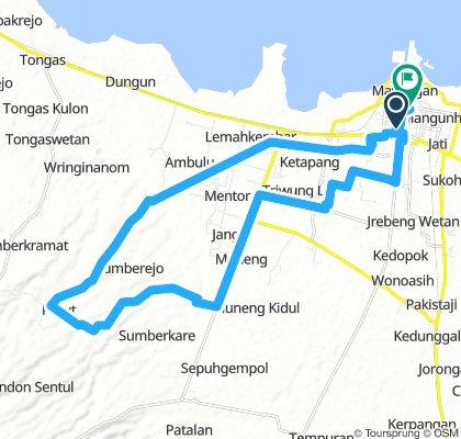 Track Nguler Jati