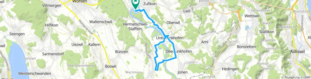 Rundfahrt Freiamt Bremgarten, Aristau