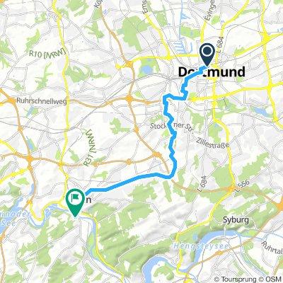 Dortmund - Witten