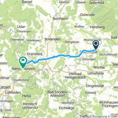 Radtour Fulda 2019