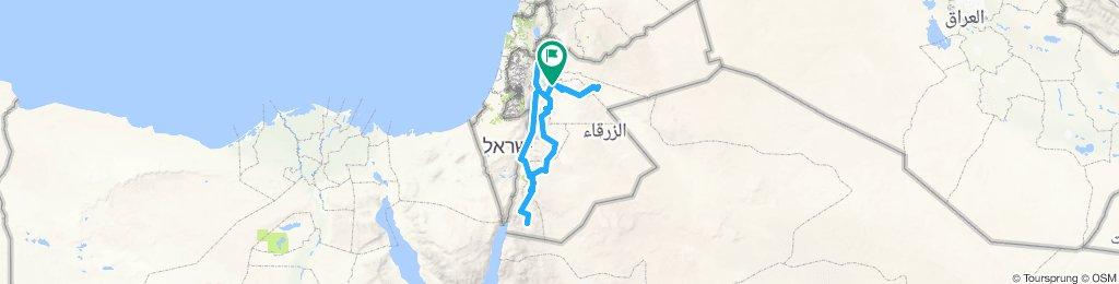 zeppelin_viaggiamondo_Pasqua a Petra, Mar Morto e nel deserto del Wadi Rum_2019