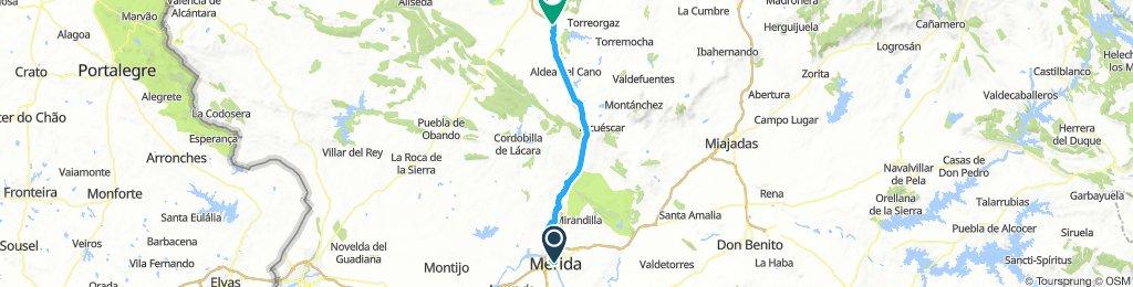 Camino Spain 5.dan