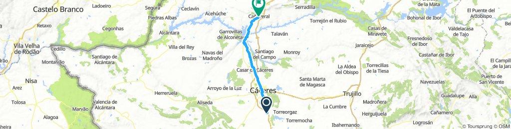 Camino Spain 6.dan