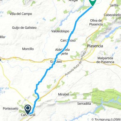 Camino Spain 7.dan