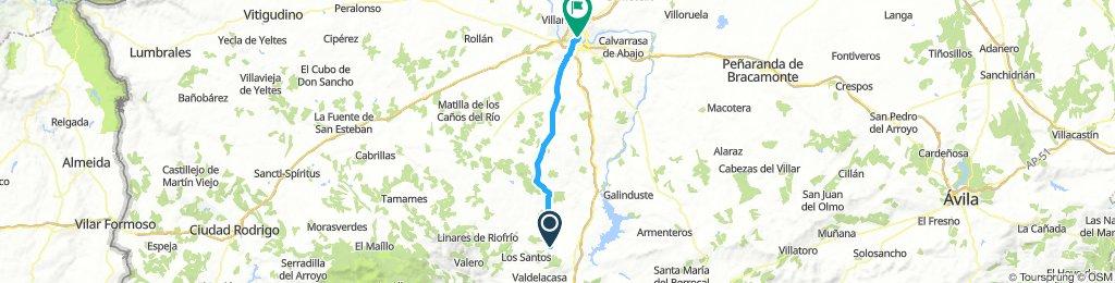Camino Spain 9.dan