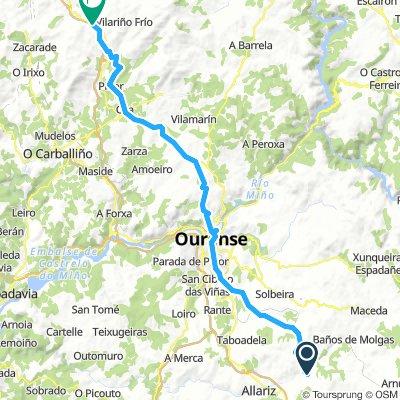Camino Spain 15.dan