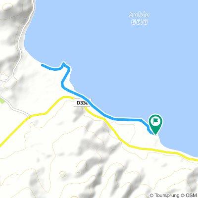 Salda Lake Ultra Trail 10 K