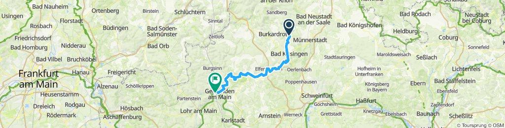 Tag 1 2019 - Bad Bocklet/Gemünden