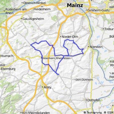 RTF 75 KM RV1924 Gau-Odernheim