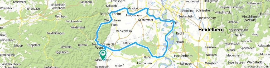 Hambacher Schloß, (Samstag)