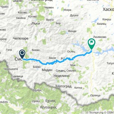 13 Smolyan Krdzhali Bikemap Your Bike Routes