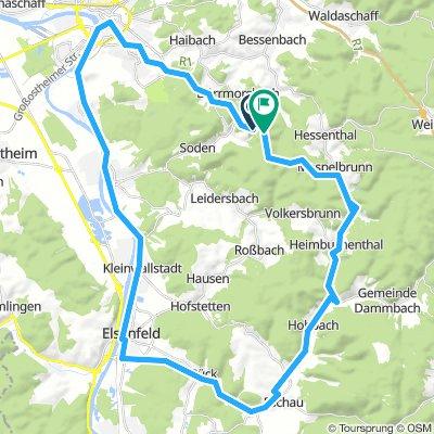 Aschaffenburg - Obernburg