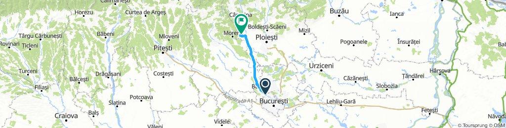 ziua 1 tura gogeasca 2019, cazare motel confort Floresti