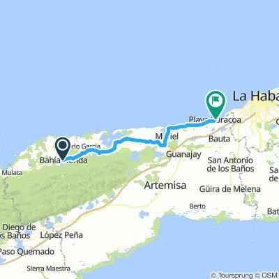 rit6 Playa Baracoa 78km