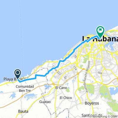 rit7 Havana 27km