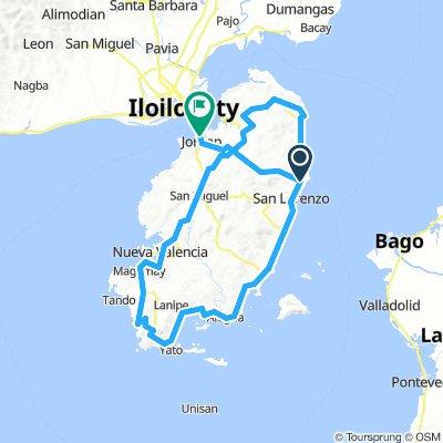 Guimaras Route