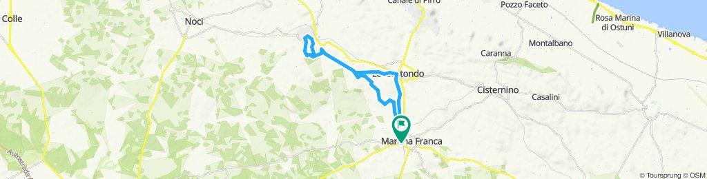 p02 Tour Alberobello Pastini Martina Franca