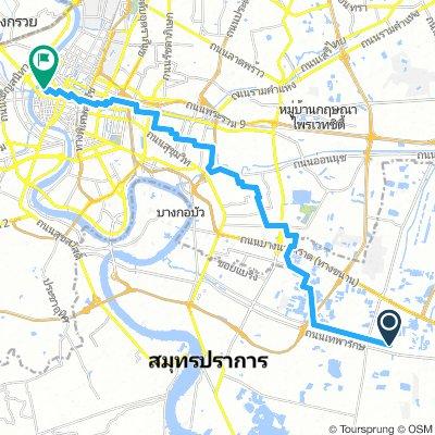 Bangkok to Bangkok - B
