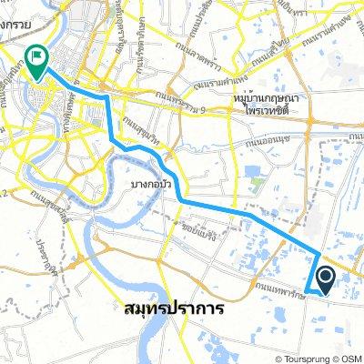 Bangkok to Bangkok - C