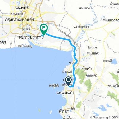 Siracha to Bangkok - C