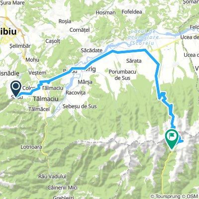 Day 9 - Sadu to Transfagaran Camping