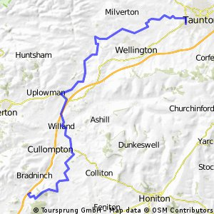 Taunton - Budlake
