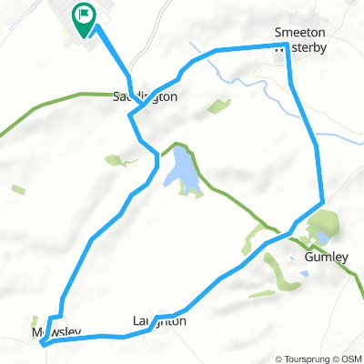 Saddington-Mowsley-Smeaton