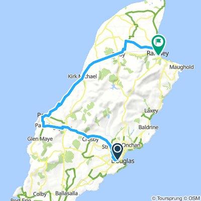 King of the Isles - ITT - Championships - #2 Isle of Man (Douglas - Ramsey)