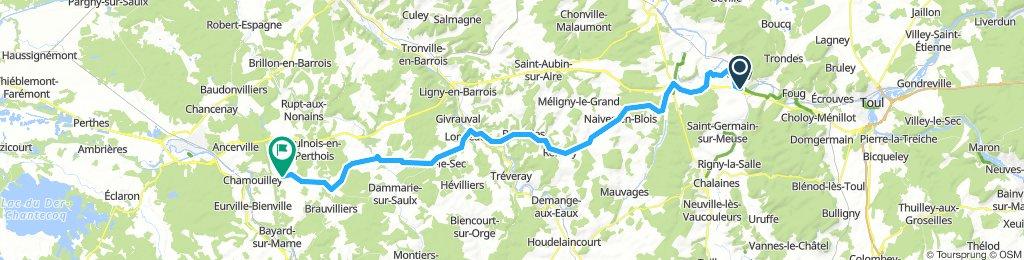 06 Pagny -sur-Meuseto Cousance