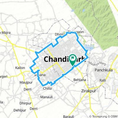 Chandigarh pradakshinam