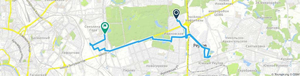 Утренние оттепельно-зимние  заборы из Реутова, Ивановское