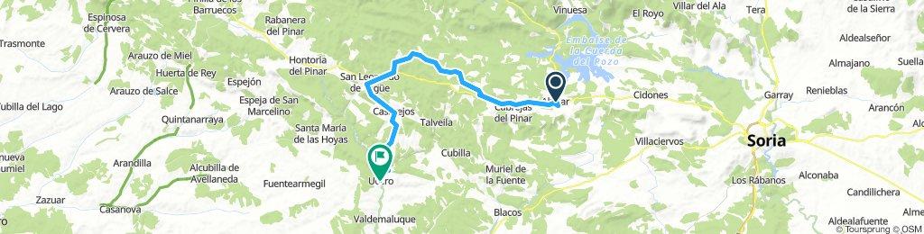 11 - Etapa Vinuesa - San Leonardo Yague