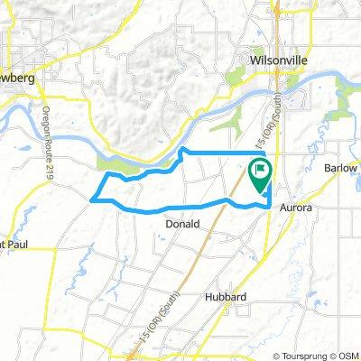 Champoeg Route