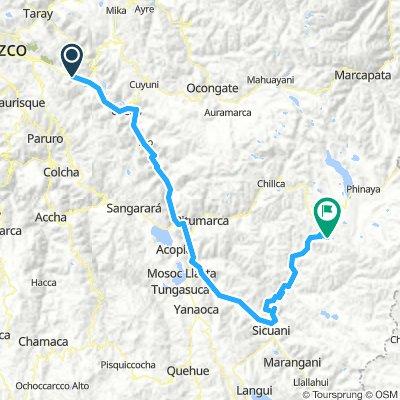 Stage 1: Cuzco - Qusqu Qhawarina