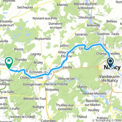 05 Nancy to Pagny-sur-Meuse